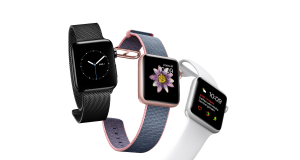 Встречаем Apple Watch Series 2